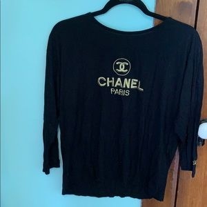 Chanel long sleeve